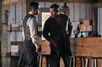 LAWLESS, from left: Shia LaBeouf, Tom Hardy, 2012. ph: Richard Foreman Jr./©Weinstein Company