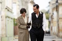 THERESE DESQUEYROUX, from left: Audrey Tautou, Gilles Lellouche, 2012. ph: Eddy Briere/©UGC