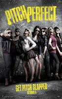 PITCH PERFECT, Advance poster art, Rebel Wilson (left), Ester Dean (second from left), Anna Kendrick (third from right), Hana Mae Lee (right), 2012. ©Universal Pictures