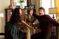 THE ODD LIFE OF TIMOTHY GREEN, from left: Jennifer Garner, Cameron 'CJ' Adams, Joel Edgerton, 2012. ph: Phil Bray/©Walt Disney Pictures
