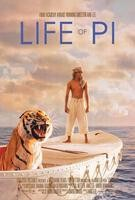 Life of Pi One Sheet