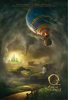 Oz: The Great and Powerful One Sheet