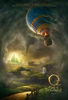 OZ: THE GREAT AND POWERFUL, advance poster art, 2013. ©Walt Disney Pictures