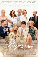 THE BIG WEDDING, US poster art, top from left: Christine Ebersole, Susan Sarandon, Robert De Niro, Diane Keaton, Robin Williams; seated from left: Topher Grace, Amanda Seyfried, Ben Barnes, Katherine Heigl, 2012. ©Lionsgate