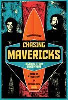 CHASING MAVERICKS, US poster art, from left: Jonny Weston, Gerard Butler, 2012. TM and ©Twentieth Century Fox Films. All rights reserved.