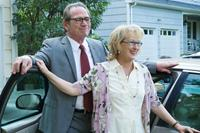 HOPE SPRINGS, from left: Tommy Lee Jones, Meryl Streep, 2012. Ph: Barry Wetcher/©Columbia Pictures