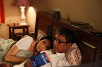 ENGLISH VINGLISH, from left: Sridevi, Adil Hussain, 2012. ©Eros International