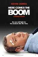 Here Comes the Boom Teaser One Sheet