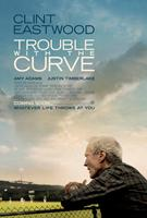 TROUBLE WITH THE CURVE, Clint Eastwood on US poster art, 2012. ©Warner Bros.