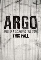 ARGO, US advance poster, 2012, ©Warner Bros. Pictures