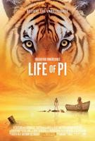 LIFE OF PI, bottom: Suraj Sharma on US poster art, 2012, TM and Copyright ©20th Century Fox Film Corp. All rights reserved.