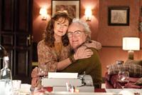 CLOUD ATLAS, l-r: Susan Sarandon, Jim Broadbent, 2012, ph: Reiner Bajo/©Warner Bros. Pictures