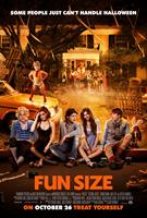 FUN SIZE, US poster art, standing on car: Jackson Nicoll; foreground from left: Osric Chau, Jane Levy, Thomas McDonell, Victoria Justice, Thomas Mann, 2012. ©Paramount Pictures