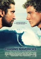 CHASING MAVERICKS, US poster art, from left: Gerard Butler, Jonny Weston, 2012. TM and ©Twentieth Century Fox Films. All rights reserved.