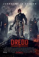 Dredd One Sheet