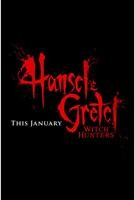 Hansel and Gretel: Witch Hunters One Sheet
