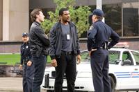 ALEX CROSS, from left: Edward Burns, Tyler Perry, John C. McGinley, 2012. ph: Sidney Baldwin/©Summit Entertainment