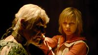 SILENT HILL: REVELATION 3D, from left: Malcolm McDowell, Adelaide Clements, 2012. ph: Rafy/©Open Road Films