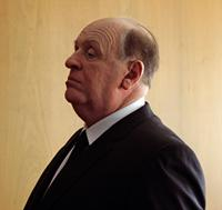 HITCHCOCK, Anthony Hopkins, as Alfred Hitchcock, 2012. TM and ©Fox Searchlight Pictures. All rights reserved.