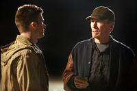 TROUBLE WITH THE CURVE, from left: Scott Eastwood, Clint Eastwood, 2012. ph: Keith Bernstein/©Warner Bros.