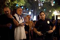 END OF WATCH, America Ferrera (right), 2012. ph: Scott Garfield/©Open Road Films