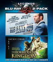 Legends Of The Expendables: The Bank Job The Forbidden Kingdom