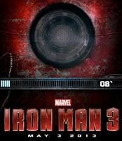 Iron Man 3 Teaser One Sheet