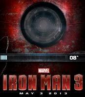 Iron Man 3 Teaser One Sheet