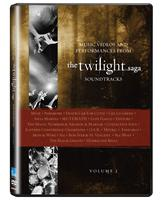 Twilight Saga: Music Videos and Performances From The Soundtracks: Volume 1