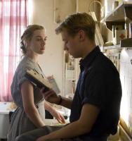 "Kate Winslet and David Kross in ""The Reader"""