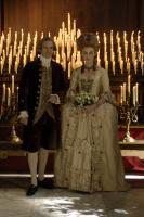 "Ralph Fiennes and Keira Knightley in ""The Duchess"""