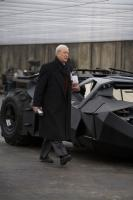 "Michael Caine in ""The Dark Knight"""