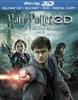 Harry Potter and the Deathly Hallows 3D Part II