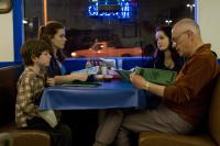 "Jason Spevack, Amy Adams, Emily Blunt  and Alan Arkin in ""Sunshine Cleaning"""