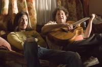 "Justin Long and Jonah Hill in ""Strange Wilderness"""