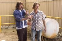 "Allen Covert and Steve Zahn in ""Strange Wilderness"""