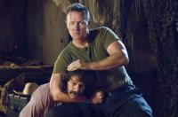 "Allen Covert and Robert Patrick in ""Strange Wilderness"""