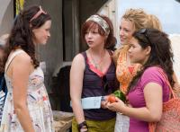 "Alexis Bledel, Amber Tamblyn, Blake Lively and America Ferrera in ""The Sisterhood of the Traveling Pants 2"""