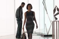 "Gerard Butler and Thandie Newton in ""RocknRolla"""