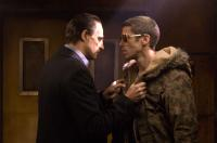 "Mark Strong and Toby Kebbell in ""RocknRolla"""