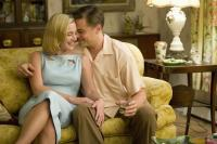 "Kate Winslet and Leonardo DiCaprio in ""Revolutionary Road"""