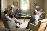 "Kathy Bates, Leonardo DiCaprio, Michael Shannon, Richard Easton and Kate Winslet  in ""Revolutionary Road"""