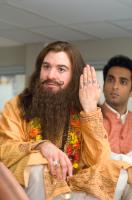"Mike Myers and Manu  Narayan in ""The Love Guru"""