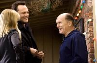 "Reese Witherspoon, Vince Vaughn and Robert Duvall in ""Four Christmases"""