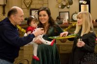 "Robert Duvall, Katy Mixon and Reese Witherspoon in ""Four Christmases"""