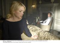 "Michelle Williams and Hugh Jackman in ""Deception"""