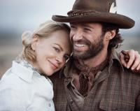 "Nicole Kidman and Hugh Jackman in ""Australia"""