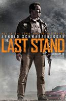 THE LAST STAND, Arnold Schwarzenegger on advance US poster art, 2013. ph: Merrick Morton/©Lionsgate