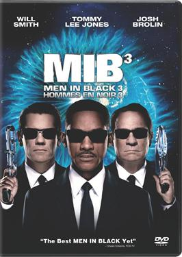 Men In Black 3 Bilingual - Dvd
