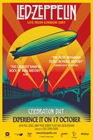 LED ZEPPELIN: CELEBRATION DAY, international poster art, 2012